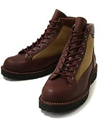 DANNER/ダナー : / DANNER FIELD (ダナーフィールド 靴 シューズ ブーツ メンズ) US8 ダークブラウン/ベージュ