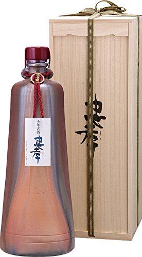 泡盛 琉球城焼 豊見 赤紐 10年熟成古酒 10年 42度 3200ml 忠孝酒造(株)