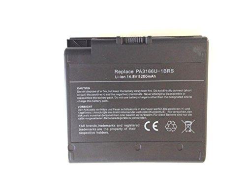 互換 Toshiba Satellite 1900 PS1901-000FS B491 PA1663U-2BAS PA3166U PA31...
