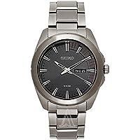 [セイコー]SEIKO メンズ 腕時計 RECRAFT SERIES グレー ステンレス 10気圧防水 SNE419 腕時計 [並行輸入品]