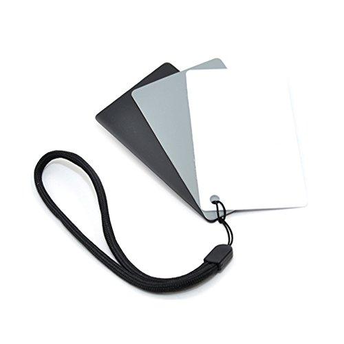 JJC 3in1 デジタル グレーカード ホワイトバランス GC-2 ポータブルカードタイプ
