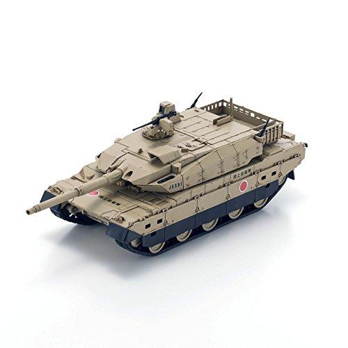 10式戦車 1/60 i-driver