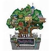 セカオワ セカイノオワリ 日産スタジアム Twilight City グッズ  オルゴール付きツリーハウス