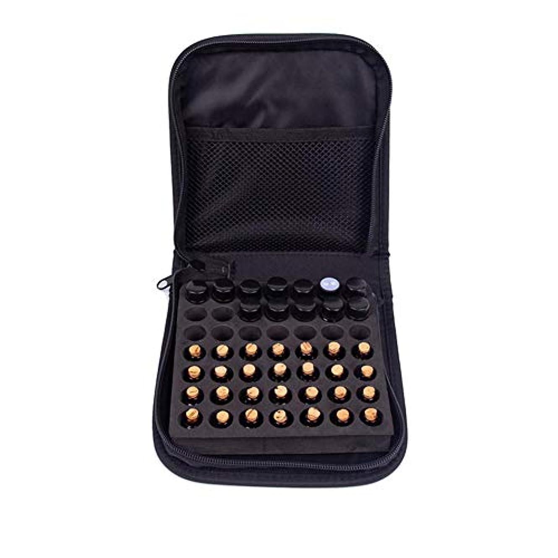 好きジョージエリオットおんどりNewfashion エッセンシャルオイル収納ボックス 精油収納 アロマケース 大容量 携帯便利 オイルボックス 飾り物 49本用