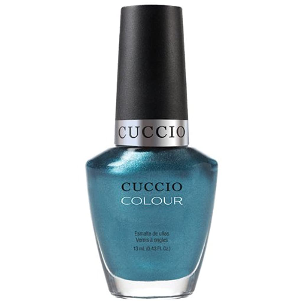 結婚するアーサーコナンドイル電卓Cuccio Colour Gloss Lacquer - Fountains of Versailles - 0.43oz / 13ml