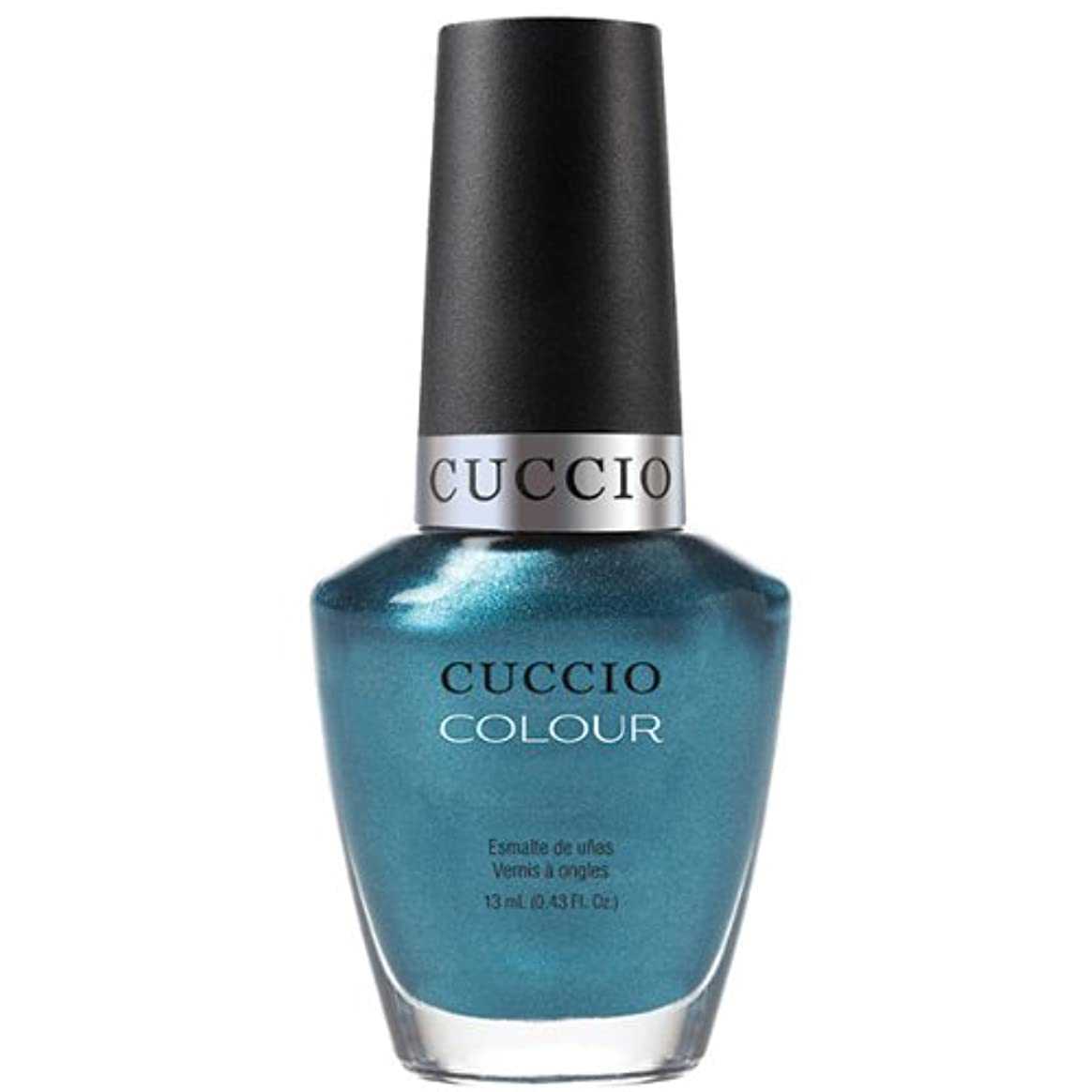 デクリメント不平を言う我慢するCuccio Colour Gloss Lacquer - Fountains of Versailles - 0.43oz / 13ml
