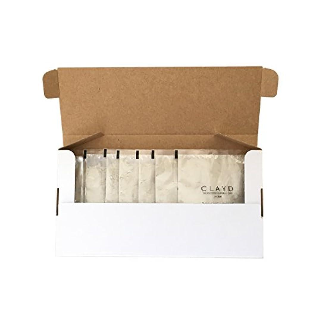 過半数亜熱帯実際にCLAYD for Bath(クレイドフォーバス)ONE WEEK TRIAL(30g×7袋)