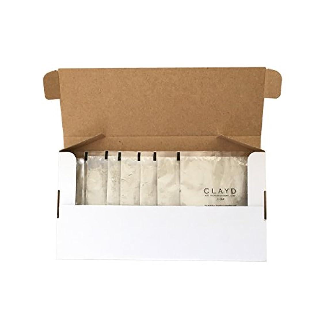 休憩開発対処するCLAYD for Bath(クレイドフォーバス)ONE WEEK TRIAL(30g×7袋)