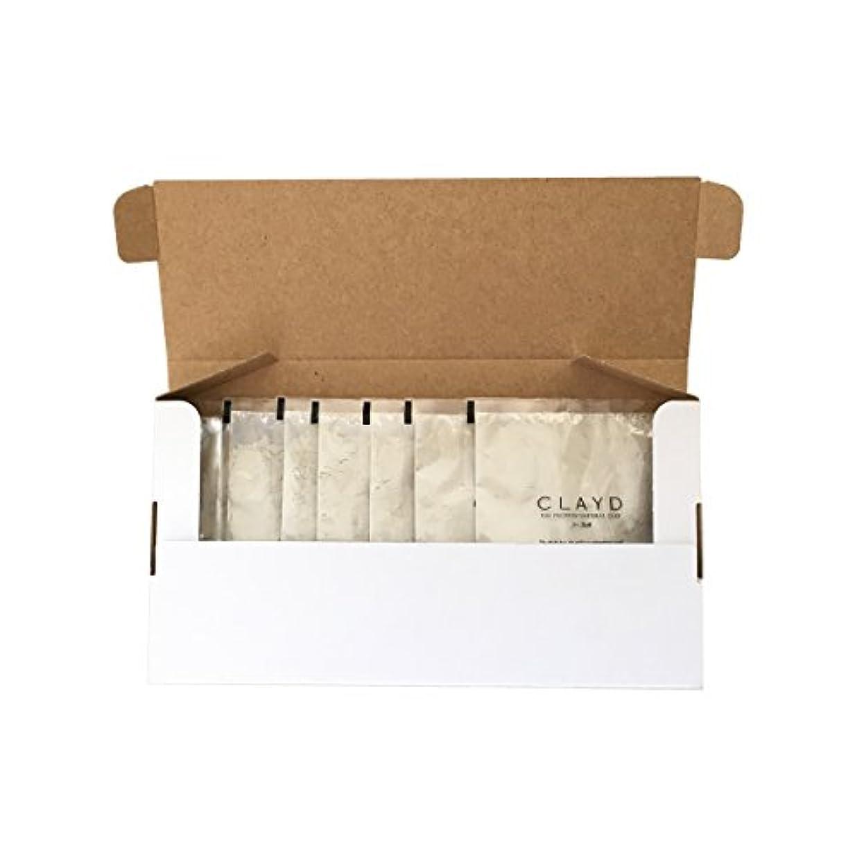進行中乳剤情熱的CLAYD for Bath(クレイドフォーバス)ONE WEEK TRIAL(30g×7袋)