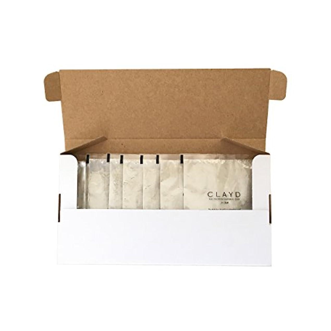 爆弾機構ヒューバートハドソンCLAYD for Bath(クレイドフォーバス)ONE WEEK TRIAL(30g×7袋)
