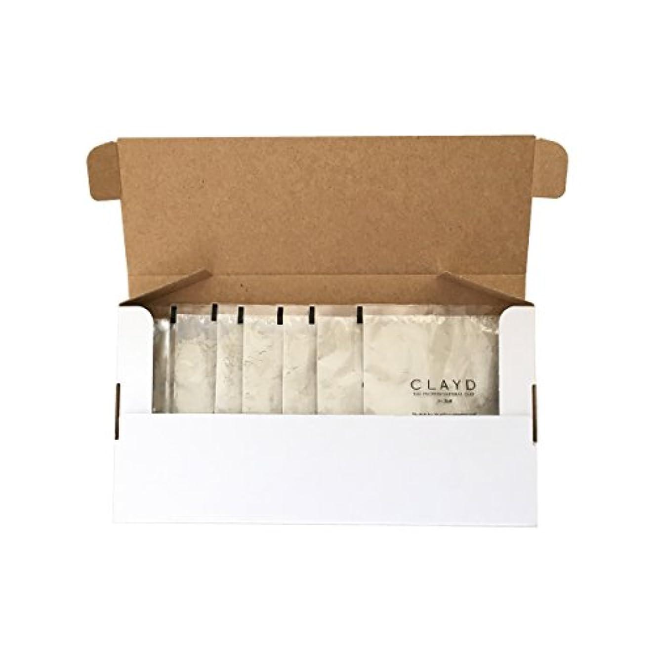 調和のとれたスプリット類推CLAYD for Bath(クレイドフォーバス)ONE WEEK TRIAL(30g×7袋)