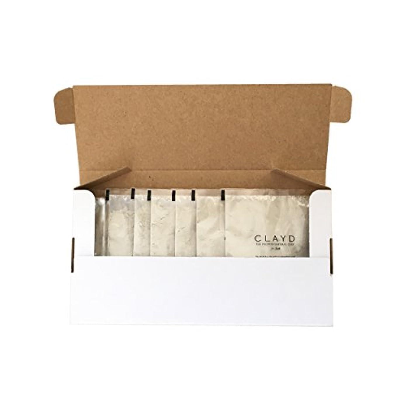 バレル広い多様体CLAYD for Bath(クレイドフォーバス)ONE WEEK TRIAL(30g×7袋)