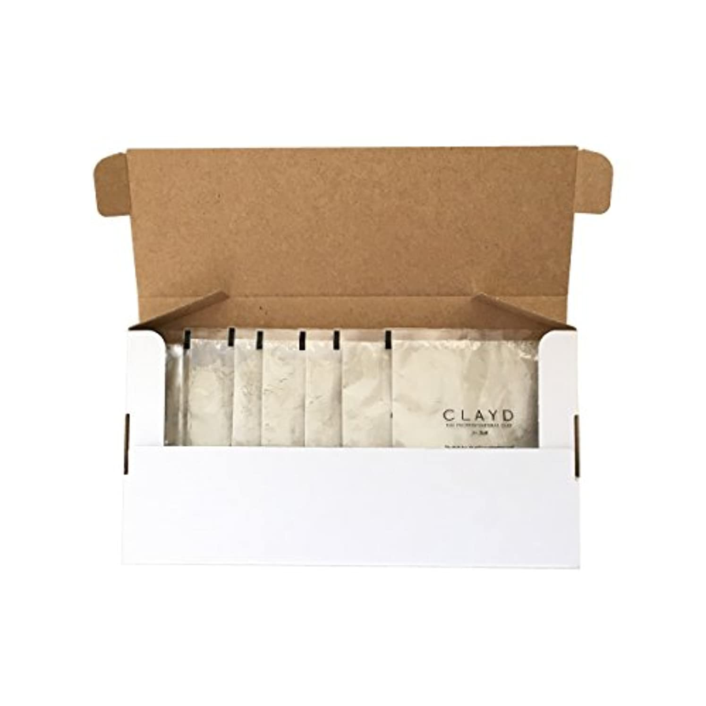 故国鳴らすスチュワーデスCLAYD for Bath(クレイドフォーバス)ONE WEEK TRIAL(30g×7袋)