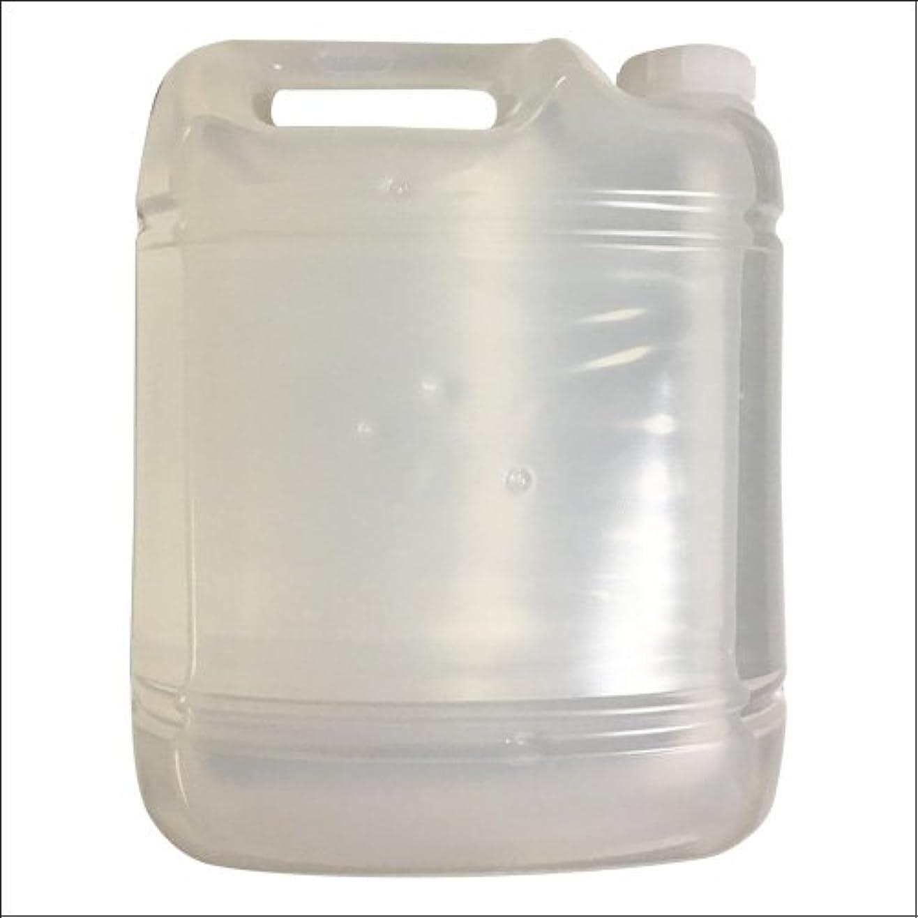 クモ無限大キャロライン無添加ベビーオイル(無香料)業務用サイズマッサージオイル 5L