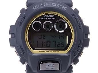 (カシオ) CASIO 海外モデル G-SHOCK(ジーショック)腕時計 Crazy Colors(クレイジーカラーズ) DW-6900NB-1 BK 逆輸入品