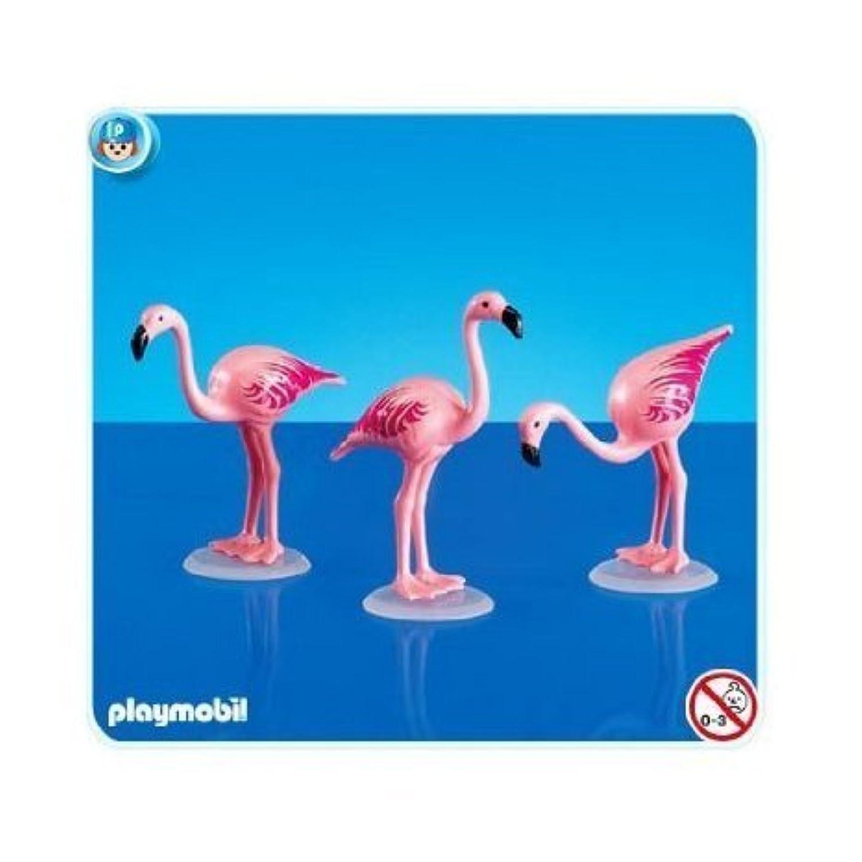 Playmobil 7432 3 Flamingos(並行輸入)