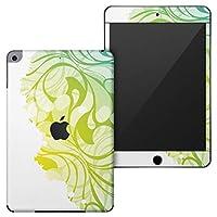 igsticker iPad mini 4 (2015) 5 (2019) 専用 全面スキンシール apple アップル アイパッド 第4世代 第5世代 A1538 A1550 A2124 A2126 A2133 シール フル ステッカー 保護シール 001739 その他 写真・風景 花