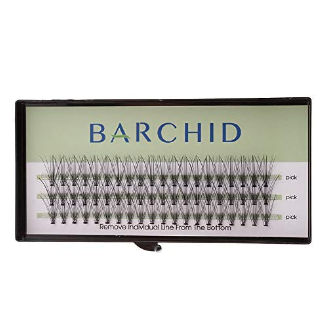 環境に優しい舞い上がる不信BARCHID 高品質超極細まつげエクステ太さ0.07mm Cカール フレア セルフ用 素材 10本束14mm マツエク