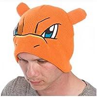 Beanie Cap - Pokemon - Charizard Bigface New Licensed kc2ji7pok