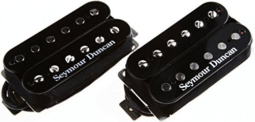 Seymour Duncan Hot Rodded SH-2n Jazz SH-4 JB Set 『並行輸入品』
