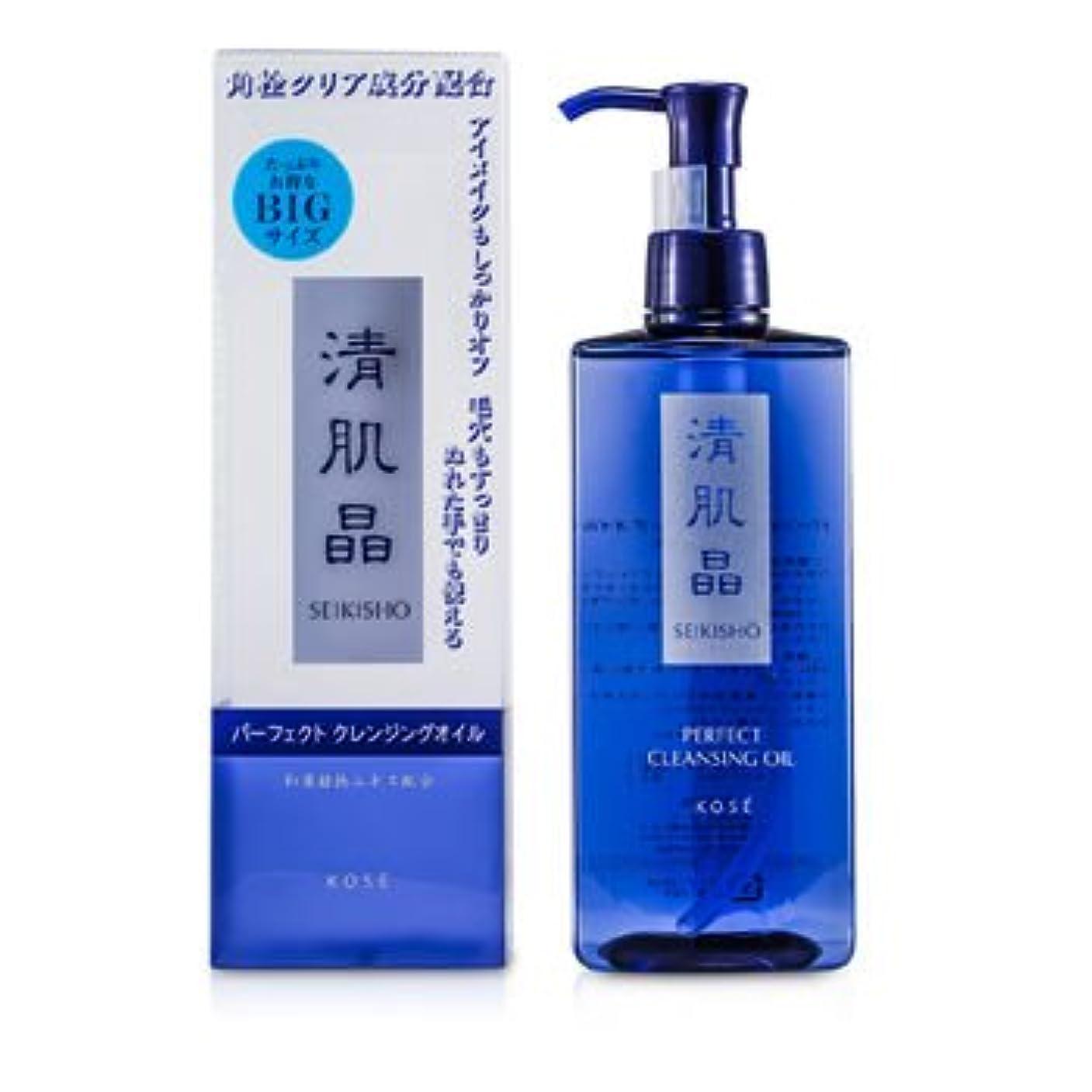 柔らかい足時計回りレイアウトコーセー Seikisho Perfect Cleansing Oil 330ml/11oz並行輸入品