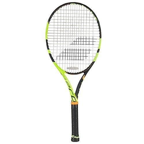 輸入品 テニスラケットBabolat Pure Aero Play Tennis Racquet-4 1/2 [並行輸入品]