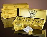 シンガポールの高級紅茶 TWGシリーズ 並行輸入品 (French Earl Grey(フレンチアールグレイ 1箱*ティーパック))