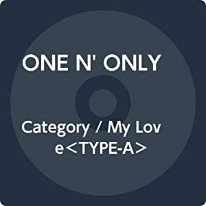 Category / My Love<TYPE-A>