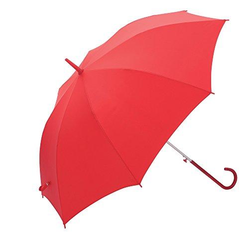 w.p.c 長傘 アンヌレラ 女性用 レッド 60cm UN-1001