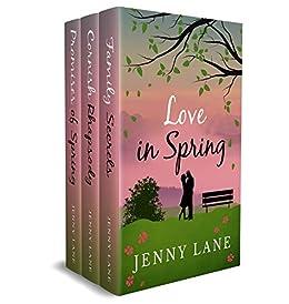 Love in Spring: A box set of enchanting romance novels by [Lane, Jenny]