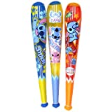 【ビニール玩具】 スティッチ バット・M (12入)  / お楽しみグッズ(紙風船)付きセット