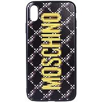 Moschino Women's 797983511555 Black Pvc Cover