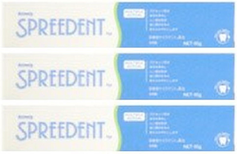 終了する適合るアムウェイ スプリーデント フッ素配合ハミガキ ハンディサイズ1本 (65g) E949J-99【3個セット】