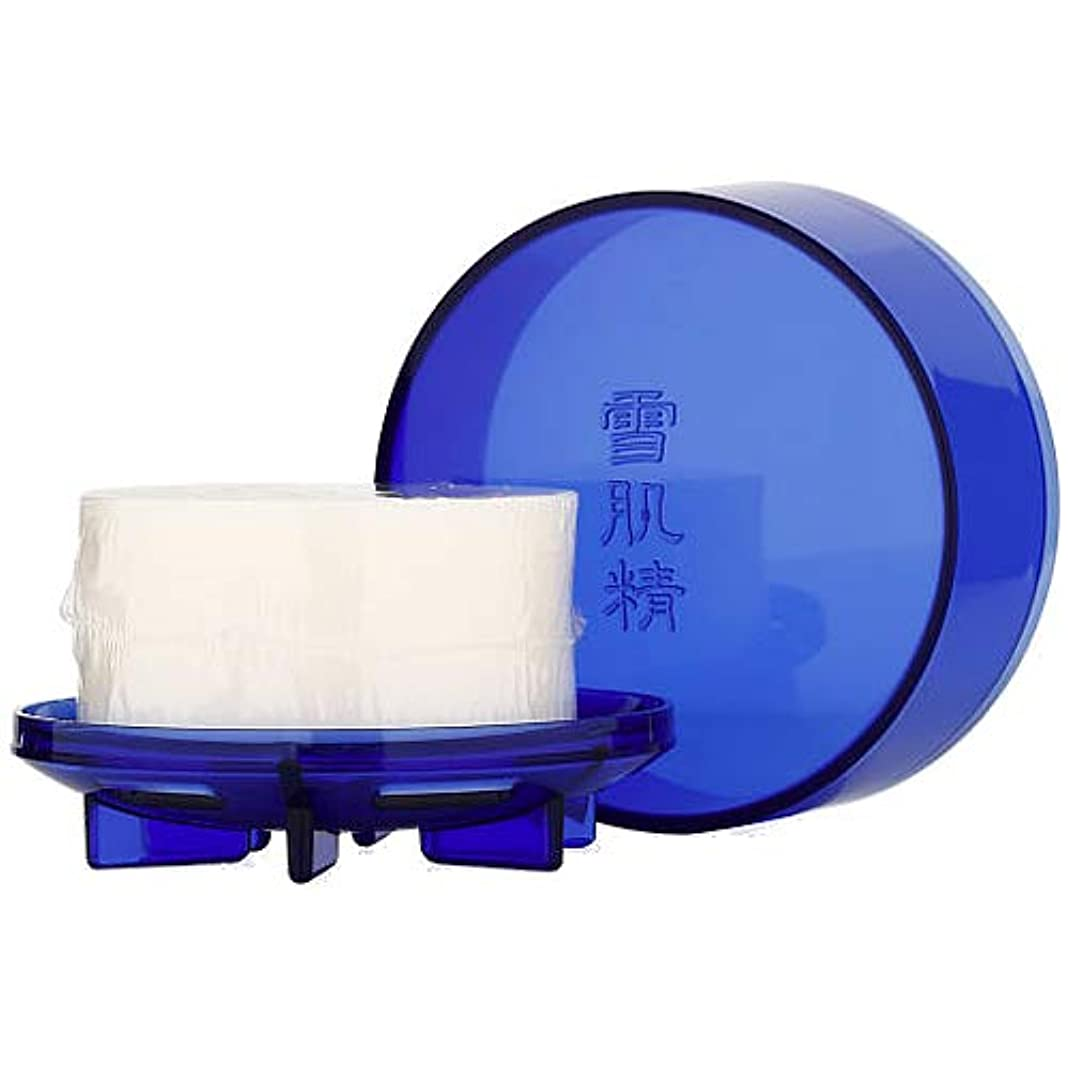 消える顕著あそこコーセー KOSE 雪肌精 化粧水仕立て (ケース付) 100g [並行輸入品]