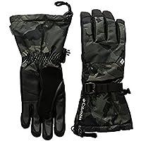 コロンビアスポーツウェア Columbia Glove Black Woodsy Camo/Bl Whirlibird? Ski Glove [並行輸入品]