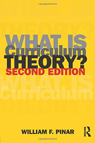 Download What Is Curriculum Theory? (Studies in Curriculum Theory Series) 0415804116