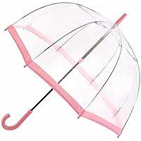 (フルトン)FULTON 婦人長透明UV60cm ピンク