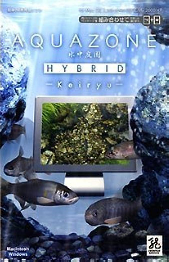 物語面倒果てしないAQUAZONE 水中庭園 HYBRID 10 Keiryu