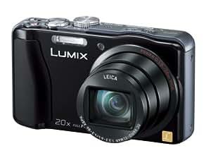 パナソニック デジタルカメラ ルミックス TZ30 光学20倍 ブラック DMC-TZ30-K