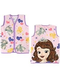 スリーパー プリンセス ソフィア 50×70cm ベスト 着る毛布 防寒 寝冷え対策 2305001500