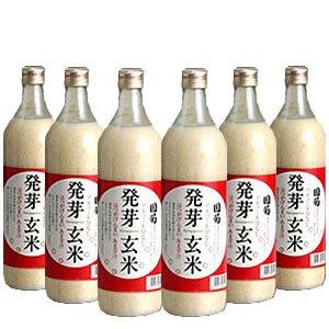 国菊 発芽玄米あまざけ 720ml × 6本