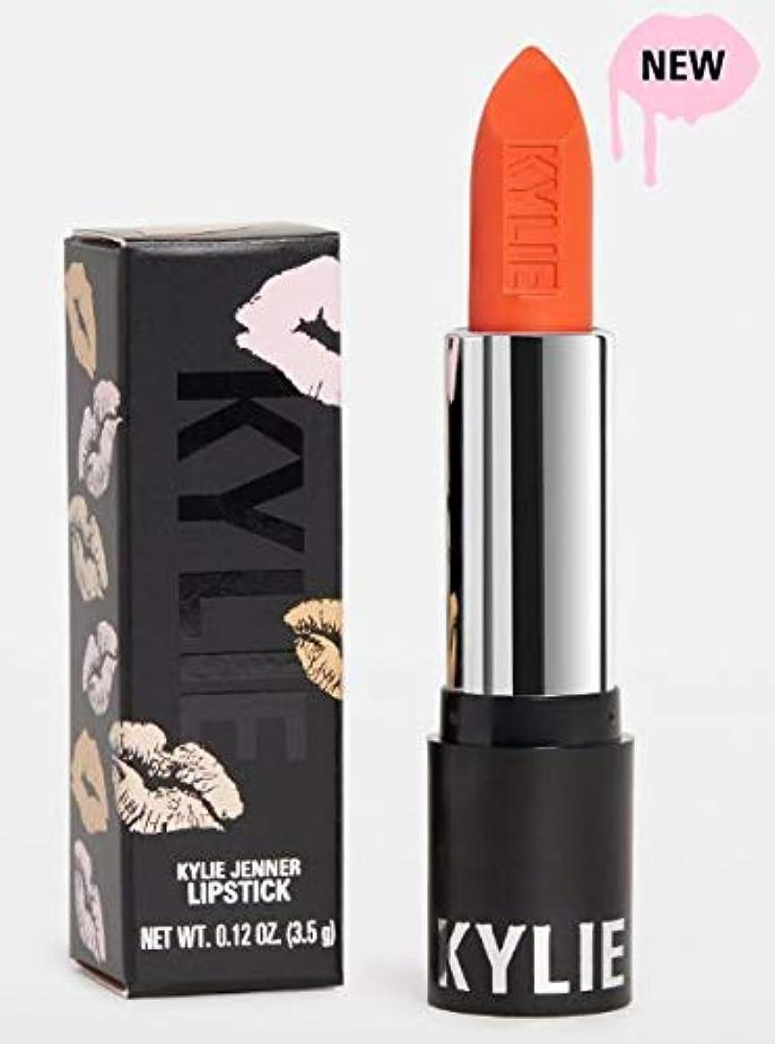 タイプまたねエイリアンKylie Cosmetics カイリーコスメティックス Matte Lipstick サマーコレクション マットリップ (TANGERINE)