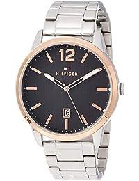 [トミーヒルフィガー]TOMMY HILFIGER 腕時計 DUSTIN グレー文字盤 クォーツ 1791498 メンズ 【並行輸入品】