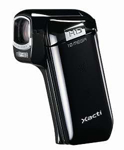 SANYO ハイビジョン デジタルムービーカメラ Xacti (ザクティ) DMX-CG10 ブラック DMX-CG10(K)