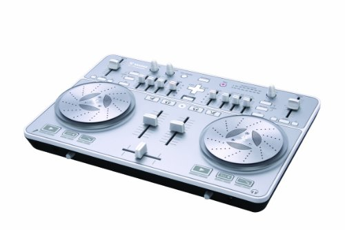 Vestax ベスタクス Mac専用 オーディオインターフェイス内蔵 algoriddim djay対応 DJコントローラー スピン SPIN
