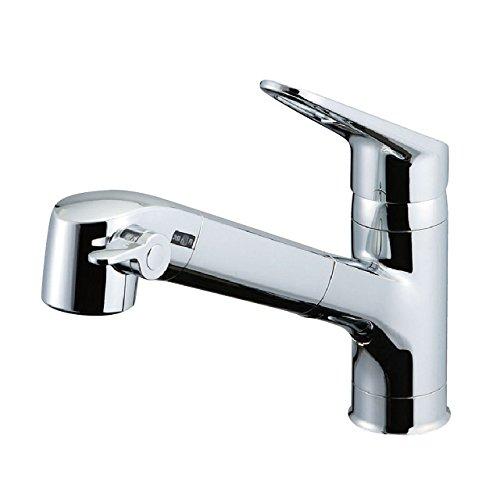 LIXIL INAX 浄水器内蔵シングルレバー混合水栓 RJF-77...