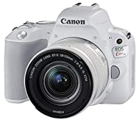 Canon デジタル一眼レフカメラ EOS Kiss X9 EF-S18-55 IS STM レンズキット(ホワイト) KISSX9WH1855F4ISSTML