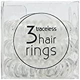 Invisibobble Original Hair Ring Crystal Clear [並行輸入品]