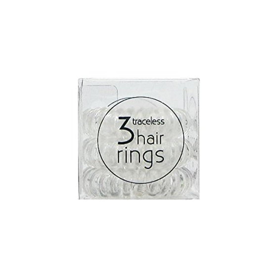 共産主義ボイコットソーシャルInvisibobble Original Hair Ring Crystal Clear [並行輸入品]