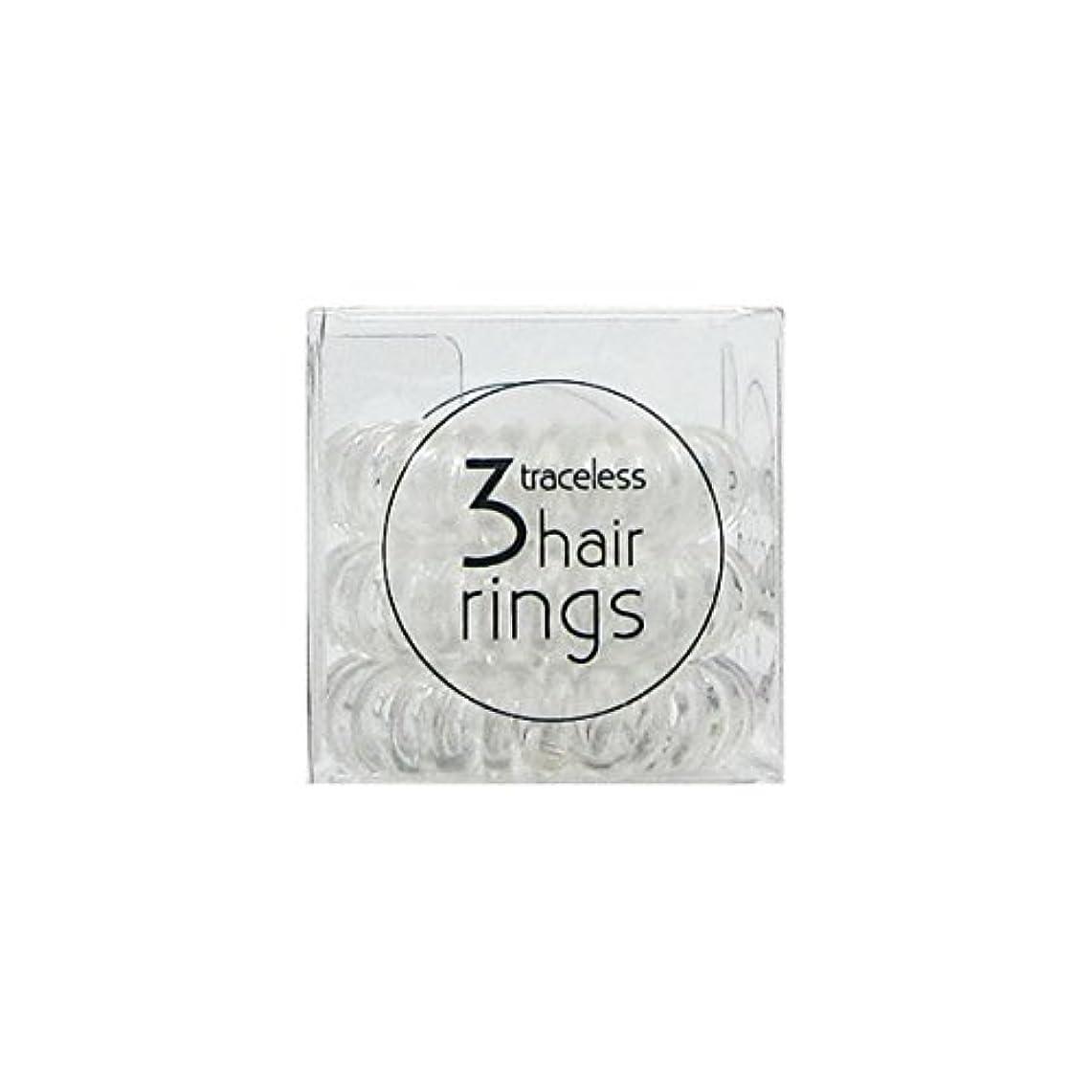 ハチうつ制限されたInvisibobble Original Hair Ring Crystal Clear [並行輸入品]